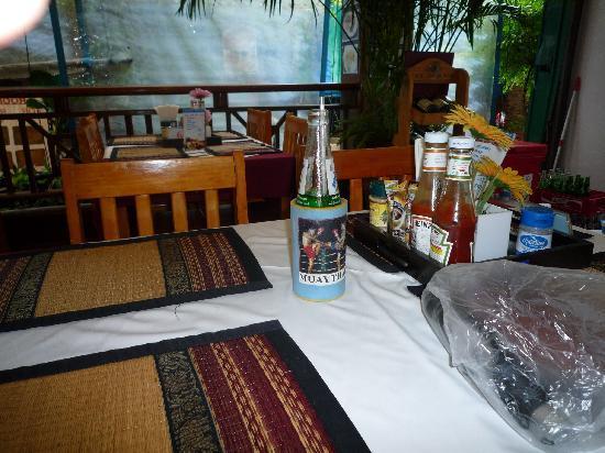 Lamai Inn: レストラン