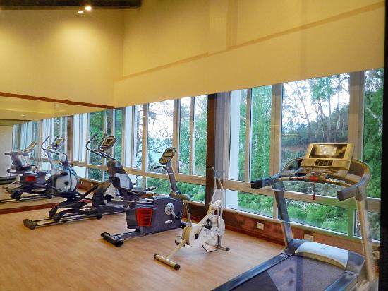 Sinclairs Retreat Ooty: The Gym