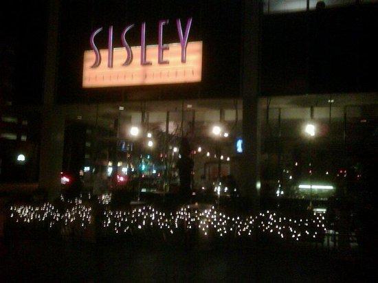Sisley Italian Kitchen Menu