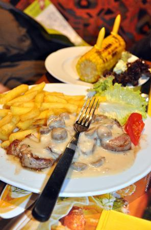 MAREDO Steakhouse Dresden An der Frauenkirche: Food