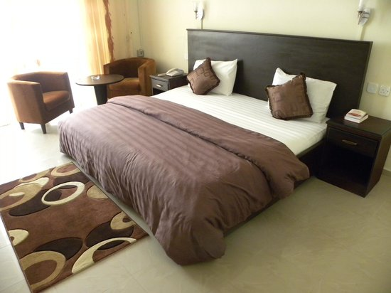 Ibadan, Nigeria: very comfortable