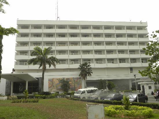 Ibadan, Nigeria: front