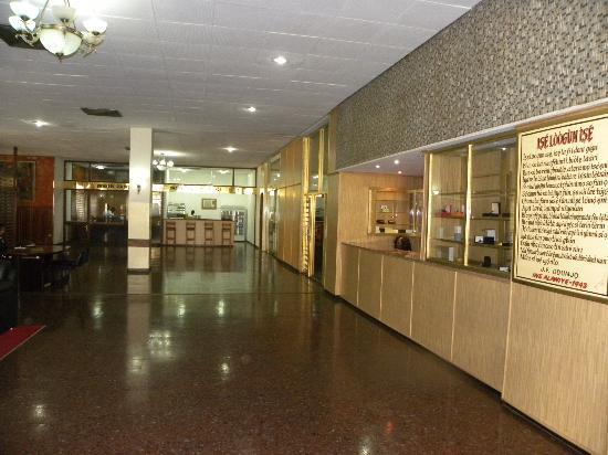 Ibadan, Nigeria: lobby