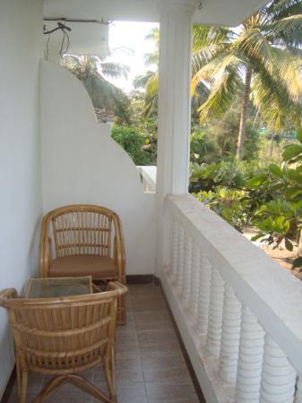 Crystal Beach Resort By Cambay: balcony