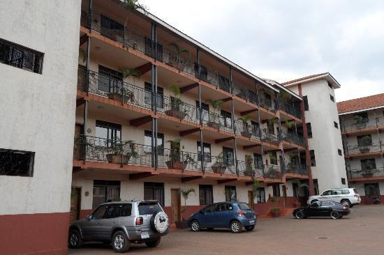 Speke Hotel: Speke Apartments Kitante