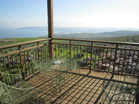 Vered Hagalil Holiday Village Hotel: view