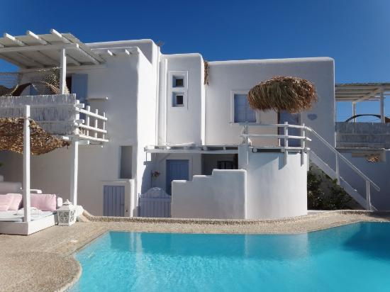 Apsenti Couples Only - Mykonos: That's a room with a view