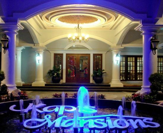 Kapis Mansions Hotel : Hotel Lobby