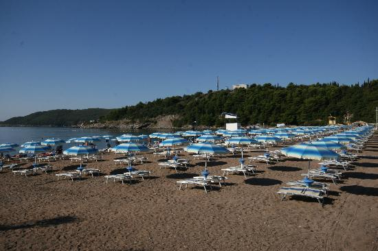 Mediteran Hotel & Resort: Beach
