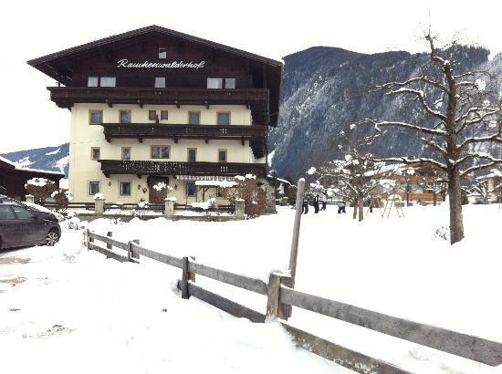 Hotel Garni Rauchenwalderhof : the hotel view