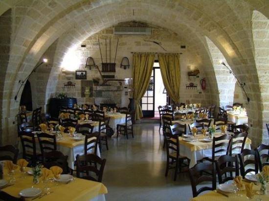 Agriturismo Tredicina: Il ristorante