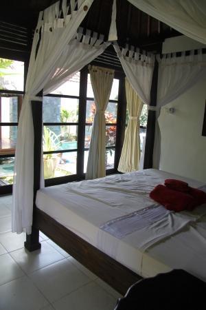 Kubu Pratiwi : Bedroom 1