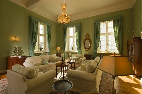 Schlosshotel Burg Schlitz: Grüner Salon