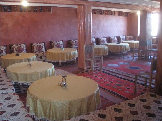 Salle manger restaurant photo de maison d 39 hote chez for Restaurant salle a manger tunis