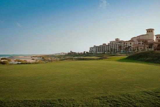 The St. Regis Saadiyat Island Resort - Golf Course View