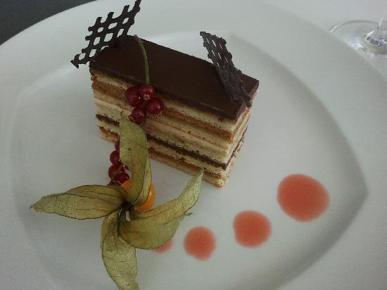 Cafetaria Mensagem : Dessert Tiramisú