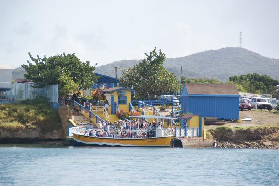 Excelsior Casino Aruba: aankomst op het eiland