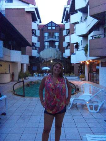 Paraiso Palace Hotel II e III : foto de pileta