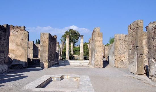 Melody Travel Sorrento, Campania Tours: Pompeii