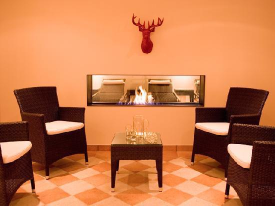 Hotel Arabell: Ruheraum