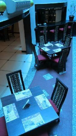 The Richmond, Puducherry : Buffet Area -II