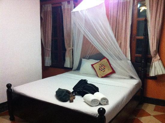 Villa Merry Lao-Swiss : Superior Double Room