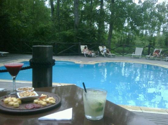 La Becasina Delta Lodge: Relax