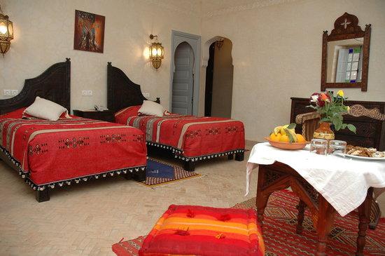 Hotel Dar Zitoune: Suite