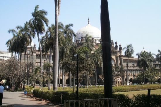 Chhatrapati Shivaji Maharaj Vastu Sangrahalaya : 外観