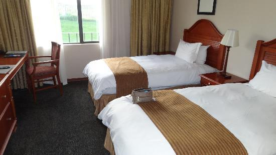 Protea Hotel by Marriott Harrismith Montrose: chambre classique de motel
