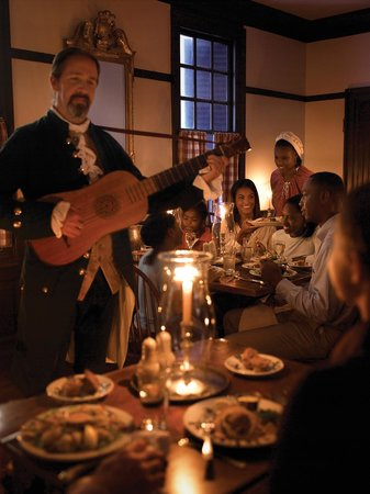 Josiah Chowning's Tavern: Chowning's Tavern
