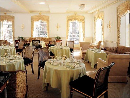The Terrace Room at The Williamsburg Inn - Restaurant Reviews ...