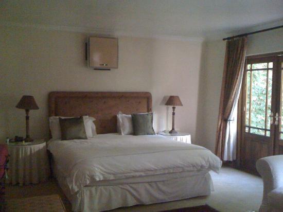 فوكسوود هاوس: One of the rooms