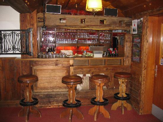 Alpengasthof Zollwirt: gemütliche kleine Bar