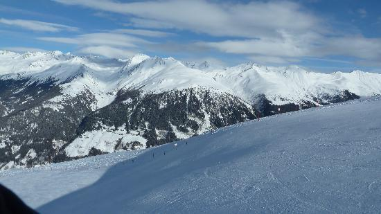 Alpengasthof Zollwirt: großzügige Pisten, atemberaubendes Panorama