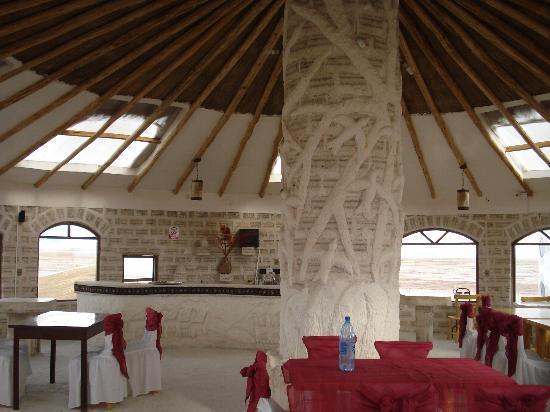 Cristal Samana Salt Hotel: dining room
