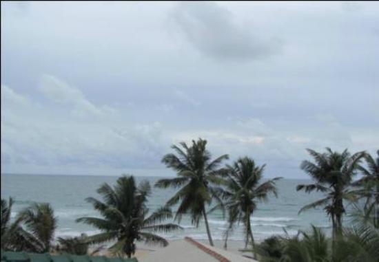 Neela's Guesthouse & Beach Restaurant: view from top floor