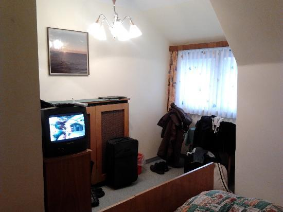 Appartement/Pension Brauhaus: tv