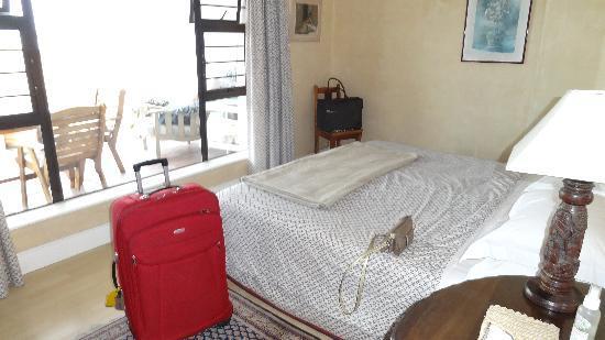 The Lookout Guest House: la chambre