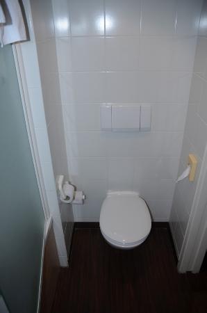 Novotel Suites Montpellier: toilet