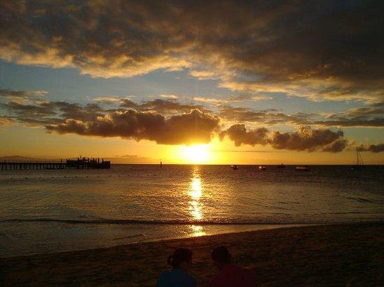 Green Island Resort: tramonti meravigliosi