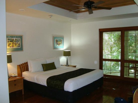 Green Island Resort: camera da letto standard
