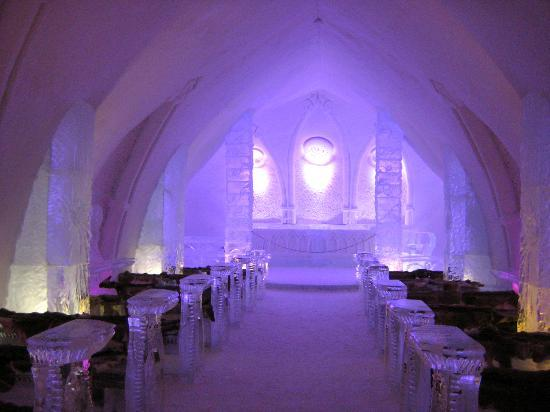 Hotel De Glace Wedding Review