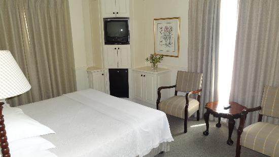 Queens Hotel: chambre