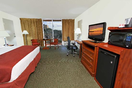 Ramada Hialeah/Miami Airport: King Guestroom