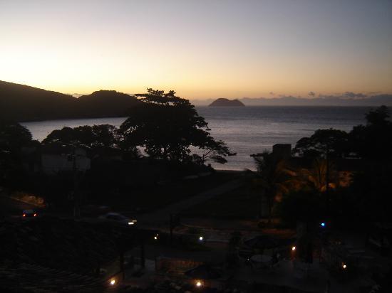 Coronado Beach Hotel: Muy linda vista desde el balcon de la habitacion!