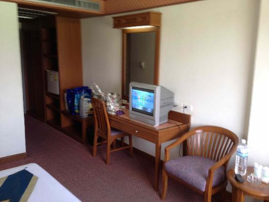 Grand Park Hotel: Intérieur chambre