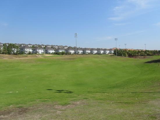 Sea Links Golf & Country Club: Un parcours cerné par les villas