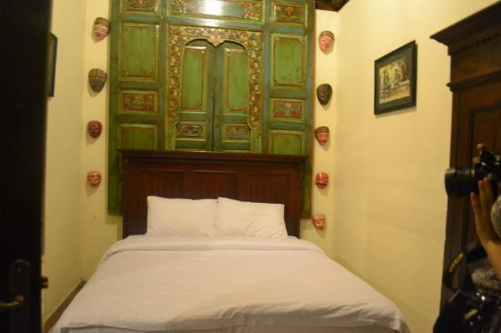Joglo Plawang Boutique Villa: standard room