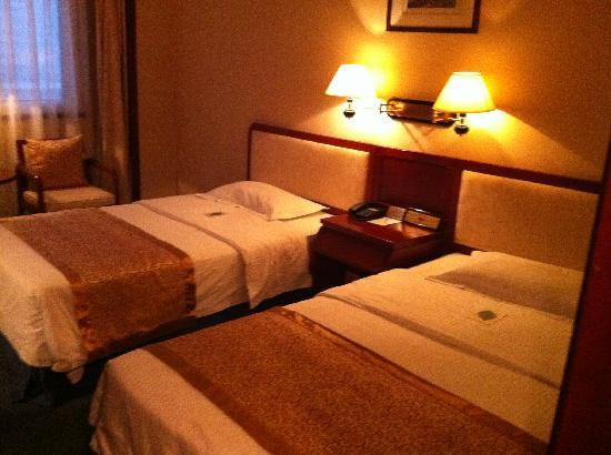 Jing Du Yuan Hotel: The room I stayed